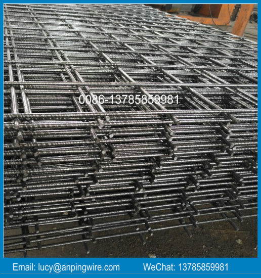 Concrete Welded Reinforcement Mesh pictures & photos