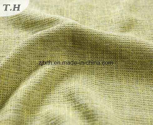 Green Linen Fabric Design for Sofa and Chair pictures & photos