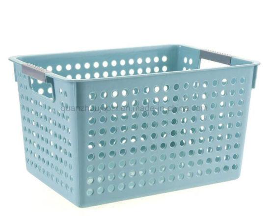 Oem Home Plastic Clothes Sundry Storage Basket
