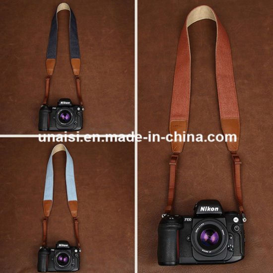 Jean Strong Neck Shoulder Digital Camera Strap for SLR Cameras