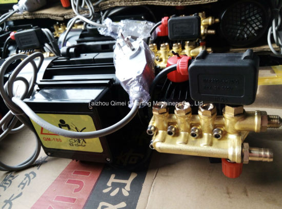 Electric Household High Pressure Washer with Copper Pump and Motor 80bar 8L (180) pictures & photos