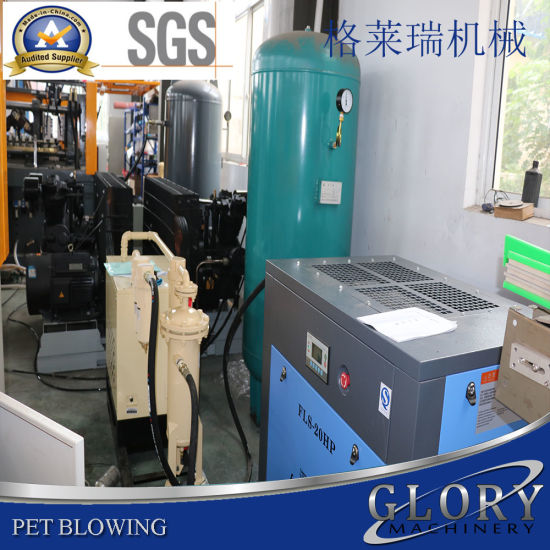 8cavity Fully Automatic Linear Pet Stretch-Blow Molding Machine pictures & photos