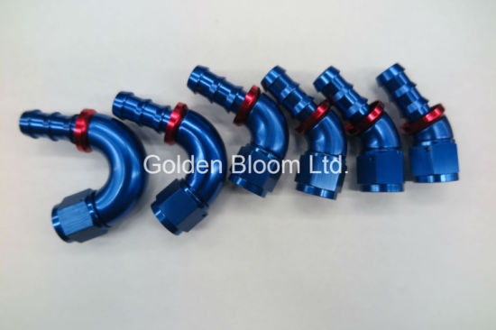 China Elbow Push on Lock Hose Barb Fitting - China Barb