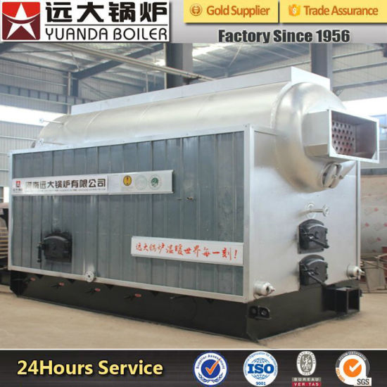 Famouse factory stable supplier wood coal hot water boiler pictures & photos