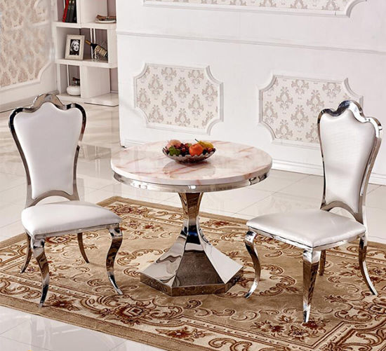 modern metal dining chairs. Modern Metal Dining Furniture Stainless Steel Royal Crown Throne Back  Banquet Chair for Weddings Events China