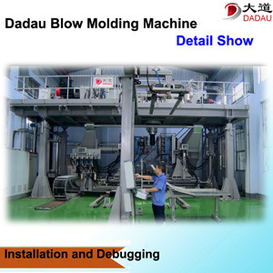 Production Machine of 120L Fuel Tank for Cars