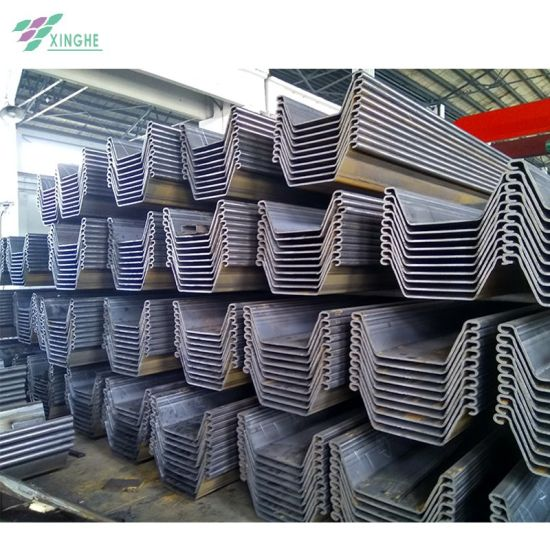China Good Quality U Type Sheet Pile Manufacturer Supplier