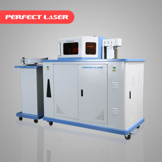 china best price aluminum stripe tape cnc letter bending machine