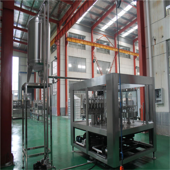 Rcgf24-24-8 Automatic Juice Filling Machine with Recycling System pictures & photos