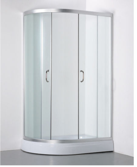 China Cheap Factory Price Simple Glass Shower Cabin for Sale - China ...