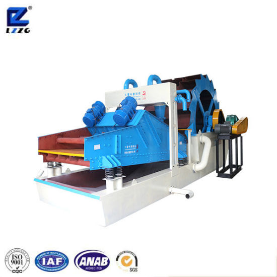 Lz Sand Washing and Recycling Machine, The Multi-Function Machine pictures & photos