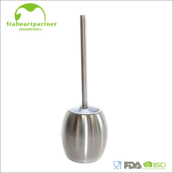 Stainless Steel Hotel Wc Toilet Cleaner Brush pictures & photos
