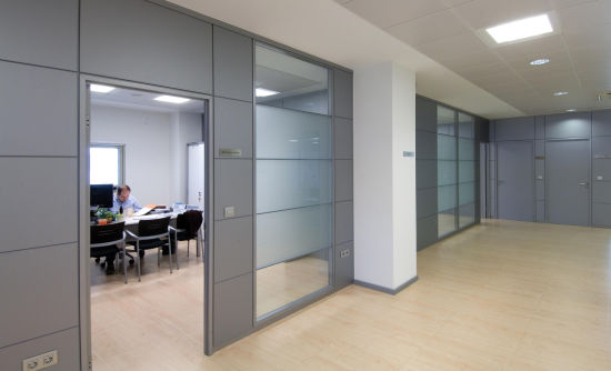 Aluminium Partitions Product : China aluminium office workstation partition using divied