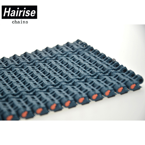 Anti-Skid Modular Belt for Food and Beverage Conveyor (Har1505)