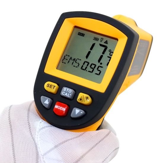 GM900 Digital Infrared Thermo Detector / Infrared Thermometer pictures & photos
