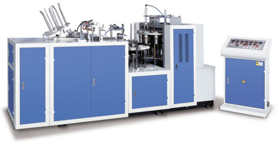 Rt-12h Single Double PE Coated Paper Cup Making Machine with Handle