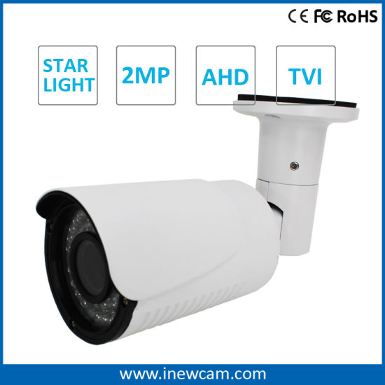 New Waterproof Full Color HD 1080P Starlight CCTV Camera pictures & photos