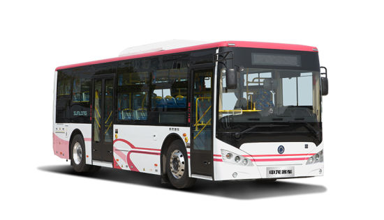 Slk6909 New Diesel Low Entrance Inter City Bus pictures & photos