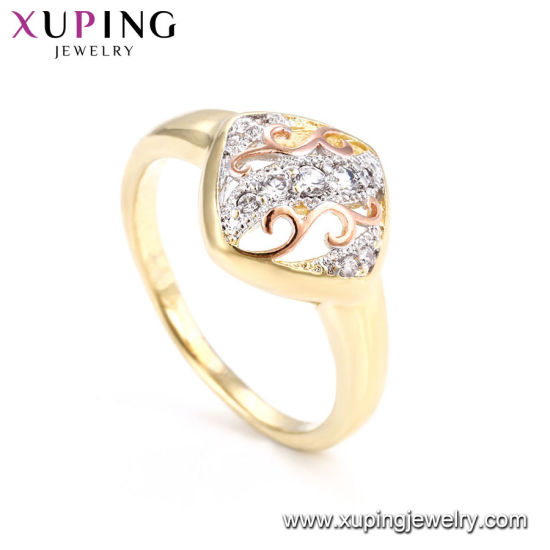 15069 2016 Xuping Fashion Elegant Multicolor Women Ring pictures & photos