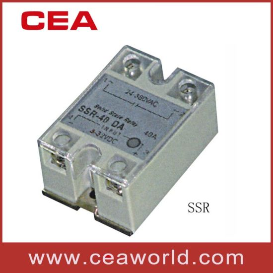 China SSR Zg33 Zg3nc Solid State Relay China Solid State Relay