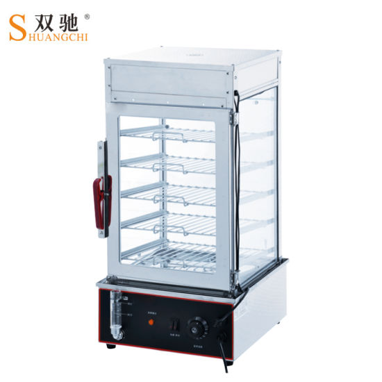 Electric Steamer with Stainless Steel for Wholesale pictures & photos