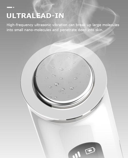 Handheld Portable Ultrasound Beauty Machine Equipment Skin Tightening Ultrasound Beauty