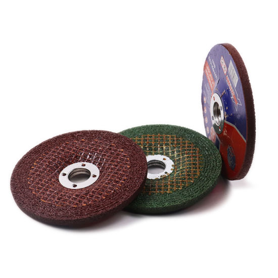 4 Inch 2.5 Nets Cutting Wheel 100X6X16mm for Metal Grinder Abrasive Grinding Wheel