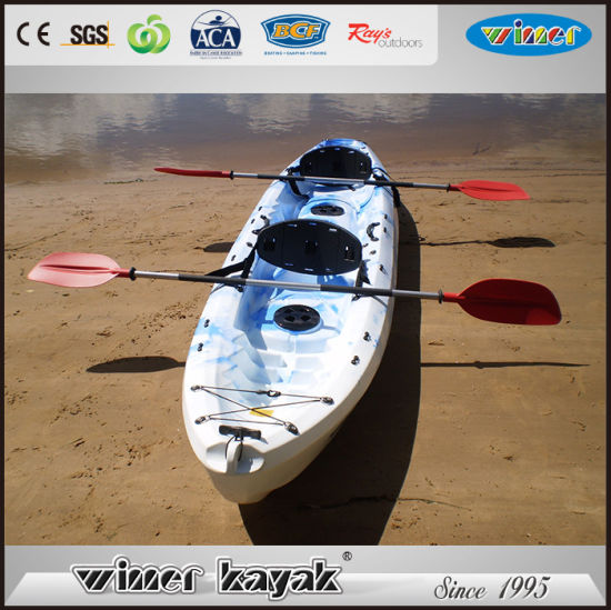 Sale! Double Kayaks with Paddle and Seat