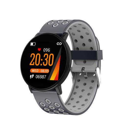 Waterproof Electronic Fitness Tracke Wrist Smart Watch with Bluetooth