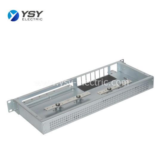Custom Steel Aluminum Metal Fabrication Sheet Panel Plate by Bending Machine