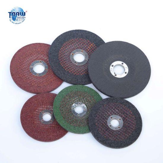 China Factory 5' 125 mm High Speed Cutting Disc, Cutting Wheel, Cut off Disc, Grinding Wheel