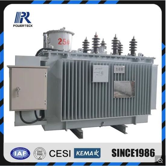 35kv SVR Three Phase Oil Immersed Type Pole Mounted Voltage Regulator