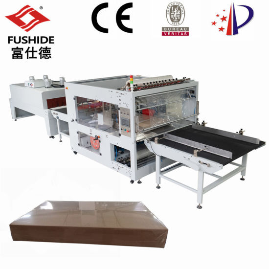 Large Carton Customized Automatic Double Side Sealer Shrink Wrapping/Packing/Packaging Machine