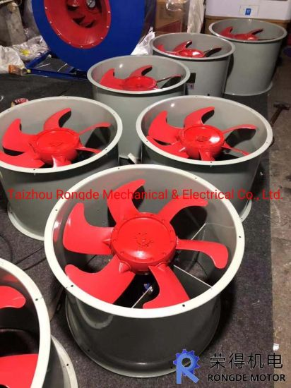 Portable Ventilation Industrial WSX Series Low Noise Axial Duct Fan