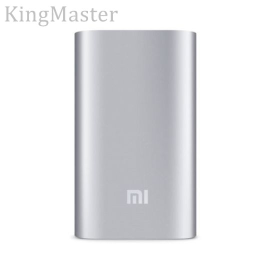 Kingmaster 5200mAh Miui Original Metallic Power Bank pictures & photos
