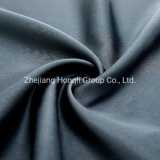 100%Polyester 84GSM Matte Satin Fabric