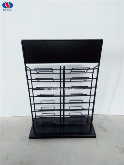 Countertop Counter Wire Mesh for Tile Rack Display pictures & photos