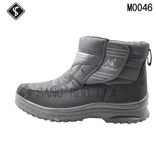 Outdoor Climbing Men Waterproof Boots and Shoes pictures & photos