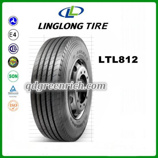 Truck Tires Thailand Indonesia Manufacturer Supplier Reifen Tire  315/80r22 5 315 80r22 5 Tyre Ltl812 Linglong Brand Truck Tyres with Good  Price