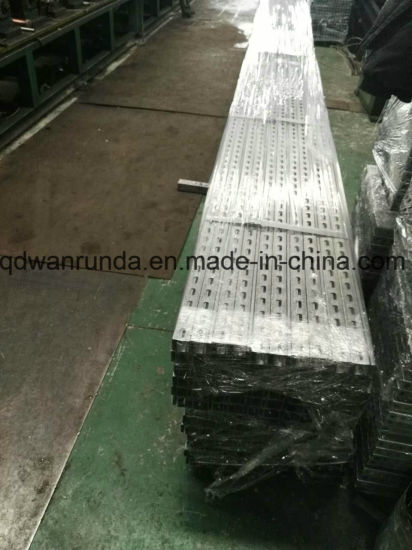 Unistrut Made by HDG Steel Sheet with Clean Ends and Plain Ends (Channel) pictures & photos