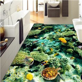 Amazing Effect Fast Dry Epoxy Flooring with EU Reach Environmental Certification Flooring Experience More Years