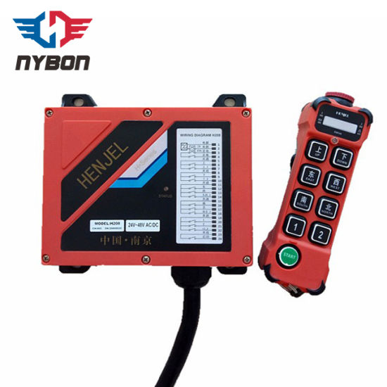 H Series Industrial Radio Remote Control for Crane pictures & photos