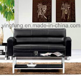 Modern Style Waiting Room PU Leather Office Sofa (SF-6023) pictures & photos
