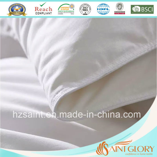 Good Quality Down Duvet White Goose Feather and Down Quilt pictures & photos