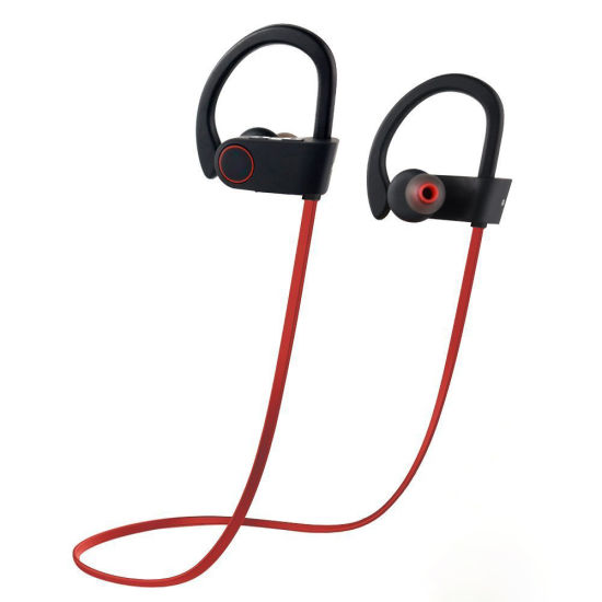 Ear Hook Wireless Bluetooth Stereo Earphone Fashion Sport Running Headphone Studio Music Headset With Microphone China Ear Hook Wireless Headset And Ear Hook Wireless Headphone Price Made In China Com