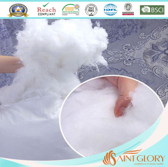 Home Hotel Breathable Durable Hollow Siliconized Fiber Polyester Cushion Pillow Insert pictures & photos