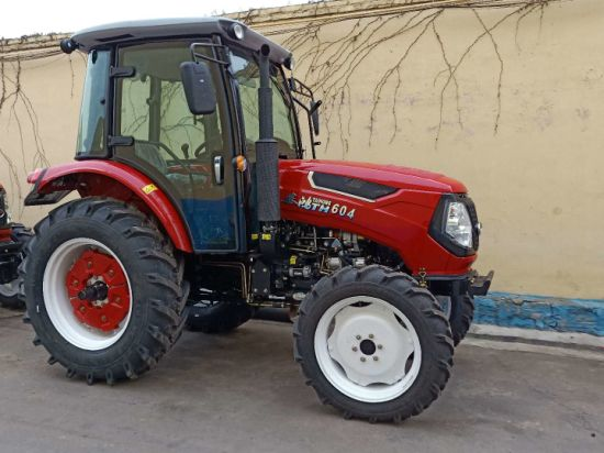 Taihong Economic Th604 Tractor with Ce (60HP, 4WD)