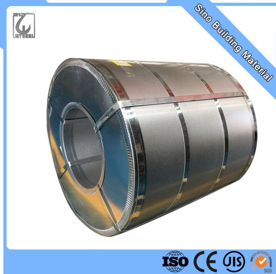 Hot Dipped Galvanized Zinc Rolled Steel Coil Price for Making Roof