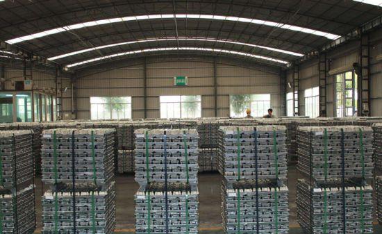 Aluminum Ingots 99.90% 99.85% 99.70% 99.60% 99.50% 99.00%