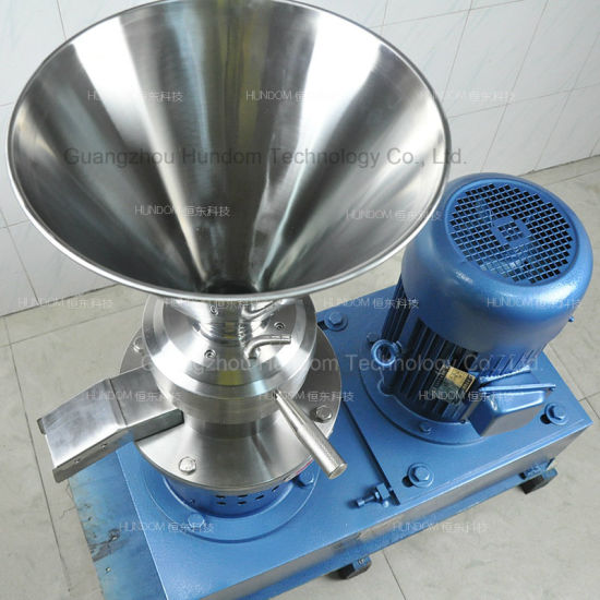 High Capacity Stainless Steel Colloid Mill for Peanut Butter pictures & photos
